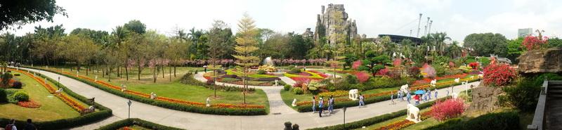 Stadtparkanlage Shenzhen, China Mainland